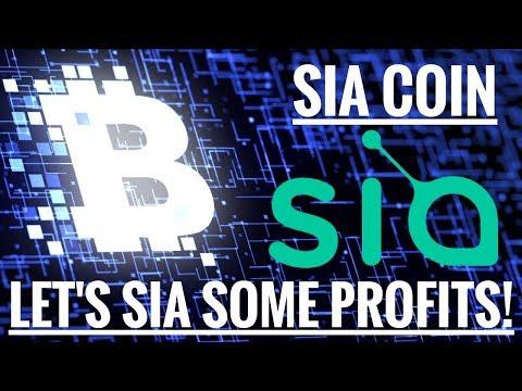 Siacoin – Let's Sia some profits + Litecoin + Bitcoin