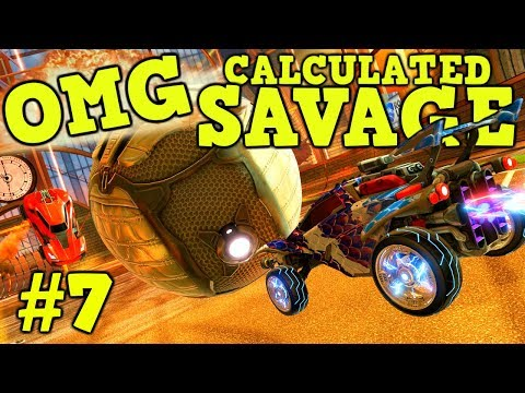 ROCKET LEAGUE: OMG, Calculated, Savage Moments! #7 Best Plays of The Week: Goals, Saves & More