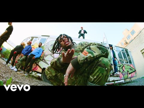 Vic Mensa – OMG ft. Pusha T
