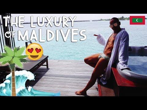 OMG! The Luxury of Maldives! | Vlog #3