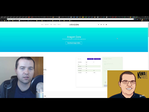 Dew News Part 2 – Aragon ICO – Zen Coin – Steemit & Coinbase Update