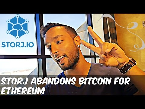 Ep. # 368- Storj Coin Full Speed Ahead / Aragon Network Whitepaper / Last Chance for ETC Refunds