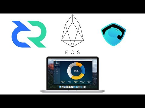 Cryptocurrency Wallet Exodus.io Adds EOS, Decred, & Aragon