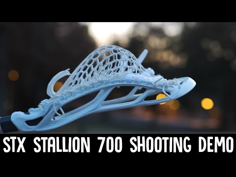 STX Stallion 700 Shooting demo
