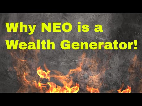 Why Neo is a Wealth Generator! | NEO| Financial Freedom?