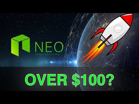 Will NEO Go OVER $100 In 2018!? (Technical Analysis Price Prediction)