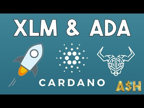CARDANO & STELLAR LUMENS STILL GOING UP? | ADA, XLM Price Predictions and Analysis