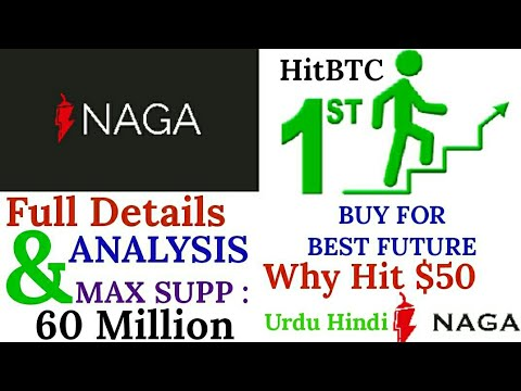 Naga Coin (NGC) Full Details and Analysis – Why Hit $50 in 2018 – Best time to Buy in Urdu/Hindi