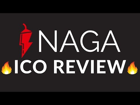 ICO Review What Is Naga Coin?