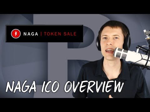 NAGA Coin: Smart Cryptocurrency for Gaming and Trading