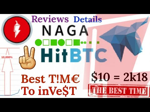 Naga Coin – NGC live in Hitbtc  Exchange full details and Reviews in Urdu/Hindi – $10 in 2018