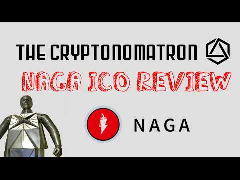 NAGA ICO Review! Smart Cryptocurrency for Gaming and Stock Trading! NGC