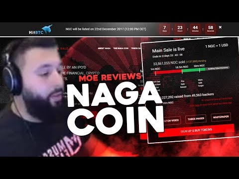 NAGA ICO REVIEW( AM I ALLOWED TO INVEST???)