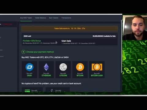 How to buy and receive NAGA Coins explained by NAGA Founder Benjamin BIlski