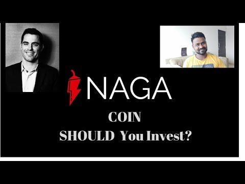 NAGA coin in a nutshell / Should you invest?