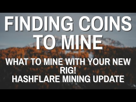 What Coins Should You Mine With Your New Mining Rig – Hashflare Bitcoin Mining Profitability Update