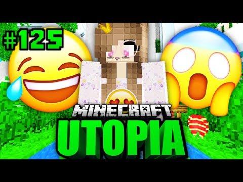 OMG LOL HAHA ?? – Minecraft Utopia #125 [Deutsch/HD]