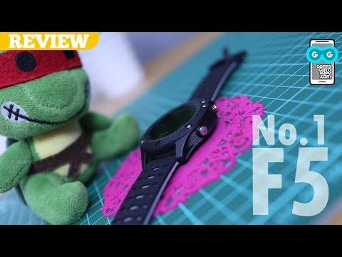 Review Smartwatch DT No 1 F5 – Baterai Awet, Ada GPS dan Fungsi Outdoor Komplit!