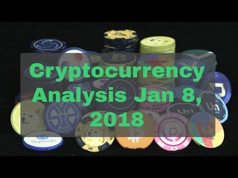 Cryptocurrency Analysis – Power Ledger, XLM, XRP, Bitcoin, NXT, Tron, Verge, and more Jan 08, 2018