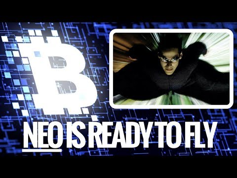 Neo is Ready to Fly! + Bitcoin Outlook