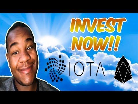 Future Millionaire coins EOS & IOTA
