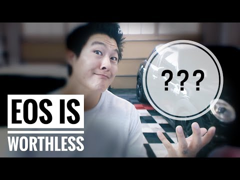 Is EOS Vaporware? It Might Be Completely Worthless!