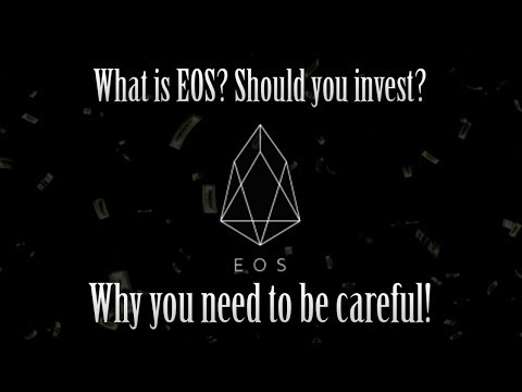 EOS – What is EOS? Should you invest?