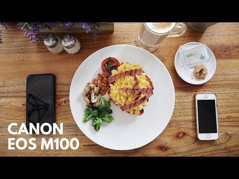 UNBOXING & REVIEW EOS M100, Hasil Bening Banget!!