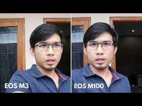 EOS M100 VS EOS M3, Lebih Bagus Mana? Ternyata Bagus …