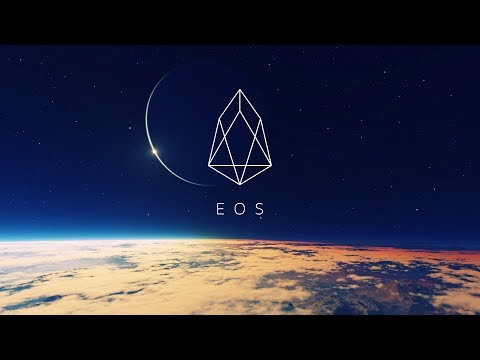 EOS: The Sleeping Crypto-Giant