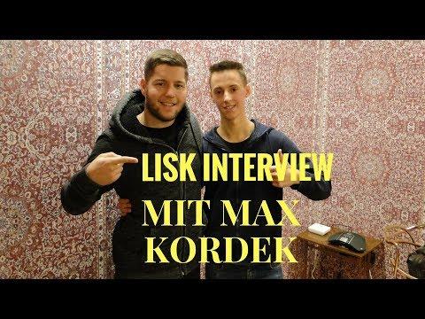 Interview mit Lisk Gründer Max Kordek