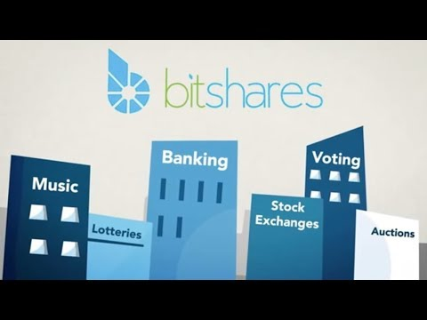 Undervalued Cryptocurrencies: Bitshares (BTS)