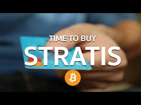 STRATIS ALL TIME HIGH? IS IT TIME TO BUY? (TECHNICAL ANALYSIS)