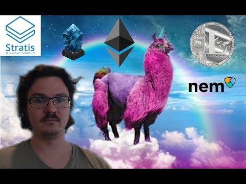 News Roundup – Ethereum, NEM, Litecoin, Lisk, Stratis, and Atomic Swaps