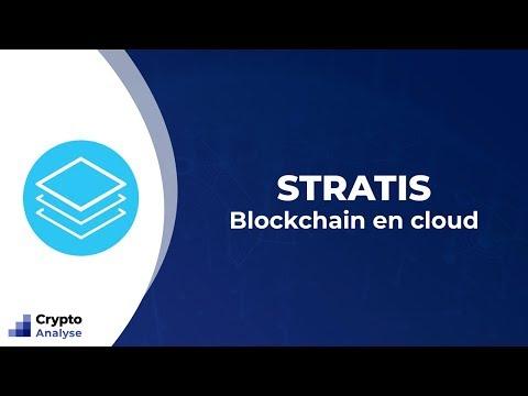 Stratis : Plus qu'une Blockchain ?