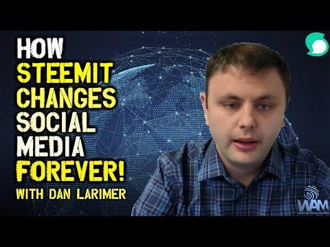 Steemit Creator Dan Larimer on How Steemit Is Changing Social Media Forever