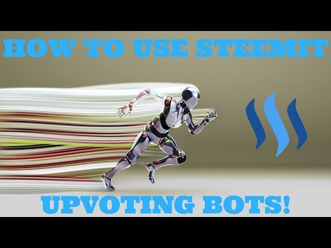 HOW TO USE STEEMIT BOTS TO EARN REWARDS ON STEEMIT – Full Tutorial