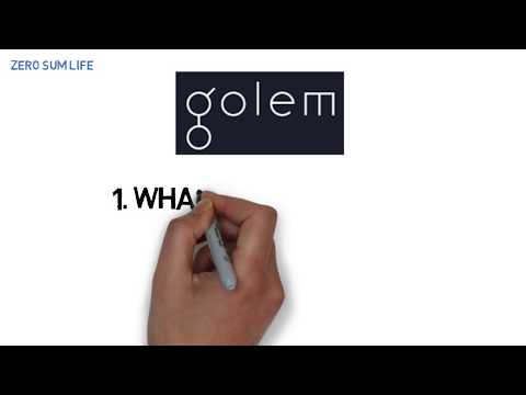 What is Golem (GNT)? Why buy Golem?