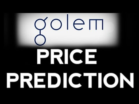 Golem Price Prediction, Analysis and Forecast (2017-2022)