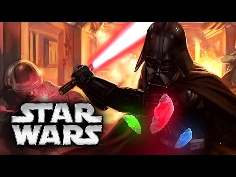 How Sith Super Weapons & Lightsabers Were Powered by Kyber Crystals – Star Wars Revealed