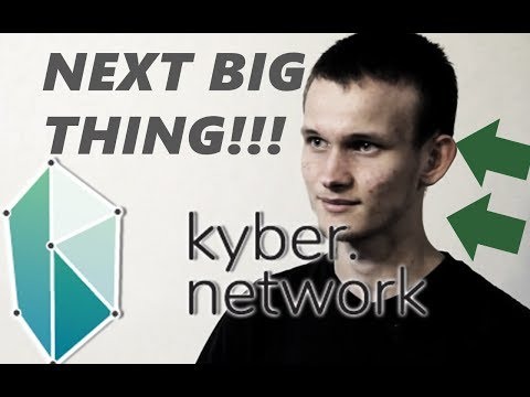 KYBER NETWORK – DECENTRALIZED CRYPTO MARKET + SMART CONTRACTS – VITALIK BUTERIN- BEST CRYPTO COIN