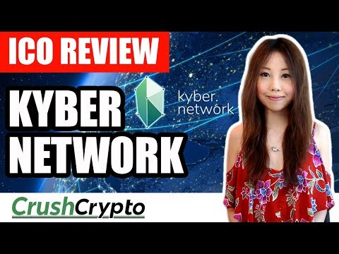 ICO Review: Kyber Network (KNC) – Decentralized Exchange For Instant Trading