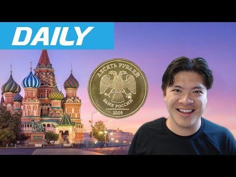 Daily: Russia Coin?? / Stellar Lumens & IBM announcement