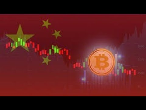 CHINA & BITCOIN PRICE TODAY.  CRYPTOCURRENCY BUBBLE PRICE PREDICTIONS