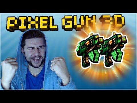 Pixel Gun 3D | OMG! WE DOMINATED EVERYONE USING OP EMPEROR'S SERVANTS BACK UP!!