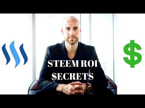 How To Get The Best ROI When Using Upvoting Bots on STEEMIT!