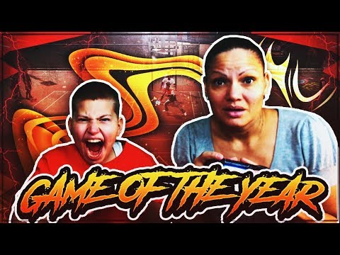 1V1 SAVAGE MOM VS JAYDEN! GAME OF THE YEAR! OMG WHO WON ?? JAYDEN RAGING!? MOM NBA 2K18 – MINDOFREZ