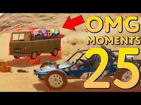 PUBG OMG Moments #25