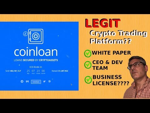 Coin Loan NEW ICO Review!