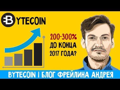 Криптовалюта Bytecoin (Байткоин) | Блог Фрейлина Андрея